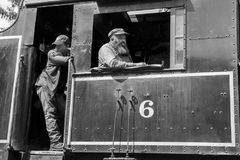 Steam Locomotive Engineer