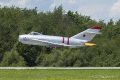 A0053, Pennsylvania, MiG-17F, Randy-Ball