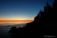 L0042, Maine, silhouette